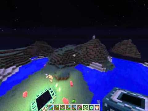 como hacer un portal al mundo enderman en minecraft 1.5.2