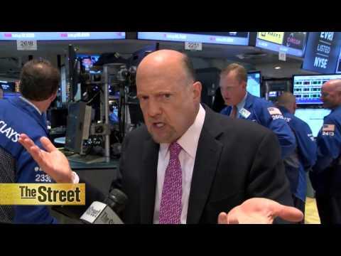 Jim Cramer Says He's Adding to Positions, Avoiding Oil