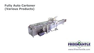 T Freemantle Ltd - Auto Cartoner Montage