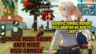 UPDATE V1.19.4 FREE FIRE REMOVE M O D E⠀⠀⠀⠀⠀⠀⠀⠀⠀⠀⠀⠀⠀⠀⠀⠀⠀⠀⠀⠀⠀⠀⠀⠀⠀⠀GHOST,NO ROOTHIGH DAMAGE MODE SAFE 6.4 MB