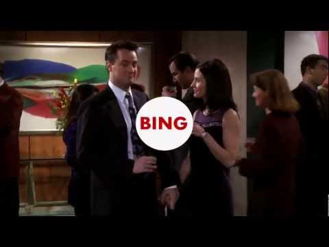 Comedy Central - Chandler Bing Song