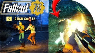 MULTIPLAYER PVP BATTLE + Vault 76 OVERSEER'S DEATH?! - Fallout 76 Gameplay Part 5