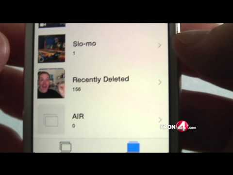 Tech Report Gabe Slate Breaks Down New iOS8 Features