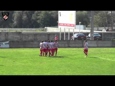 CN Seniores 14/15 - S�rie D - 4� Jornada [S�o Jo�o de Ver 1-0 Lusitano FC]
