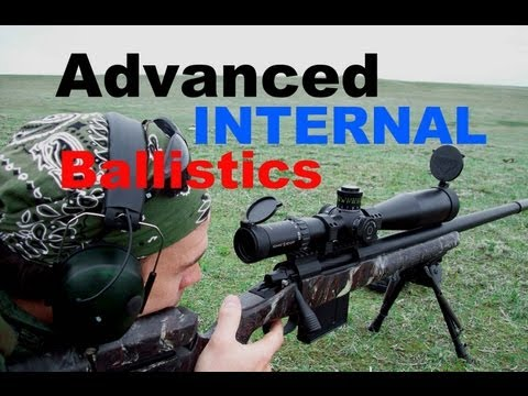 SNIPER 101 Part 34 - Advanced Internal Ballistics - Introduction - Rex Reviews