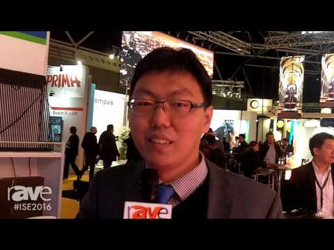 ISE 2016: SkyMax Display Technologies Shows Display Featuring 3.125 Pixel Pitch