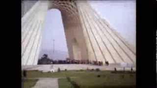 باز دید از چندین شهر ایران در سال ۱۳۵۳ زمان شاه