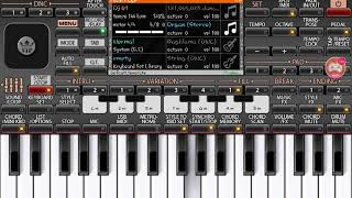 Lạc trôi remix đàn organ