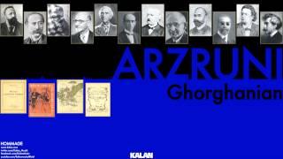 Şahan Arzruni - Ghorghanian I