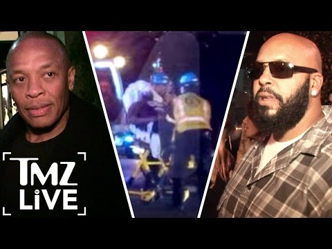 Dr. Dre Ordered Suge Knight Murder? (TMZ Live)