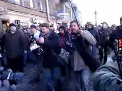 03 best!!! Марш несогласных на Смольный. Петербург. 31.03.11.