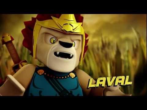 LEGO Chima világa előzetes