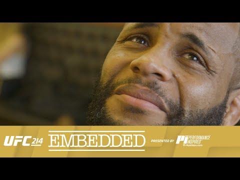 UFC 214 Embedded: Vlog Series - Episode 3