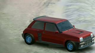 Renault 5 Turbo rally in Sweden!-Assoluto Racing