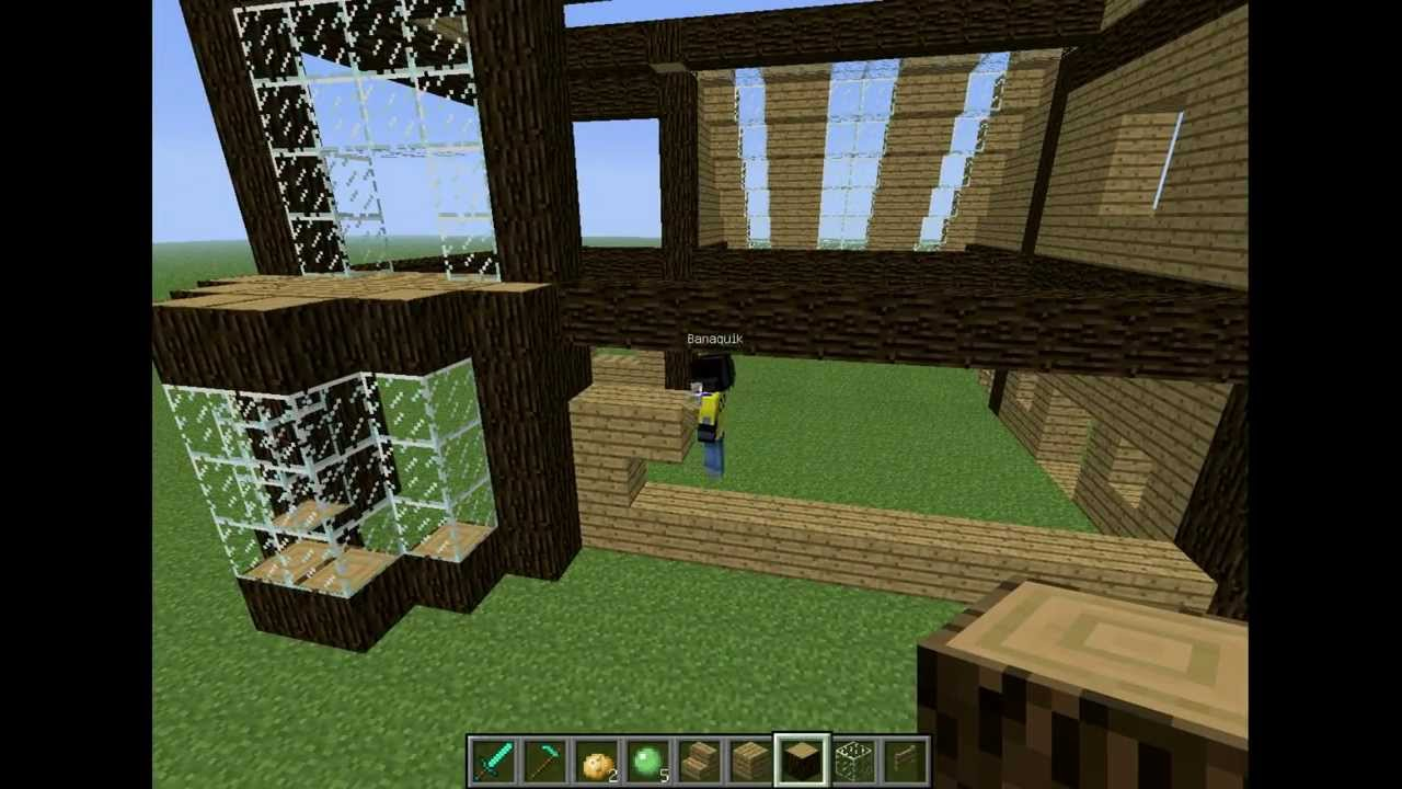 Minecraft construction d 39 une ville de a a z episode 1 youtube - Site de construction minecraft ...