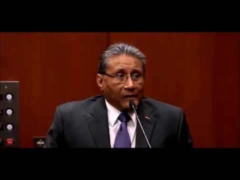 Trayvon Martin : George Zimmerman : Trial Testimony Day 9 Part 6 Of 6