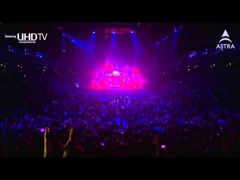 Linkin Park 4k O2 World Berlin Samsung Uhd - Castle Of Glass video