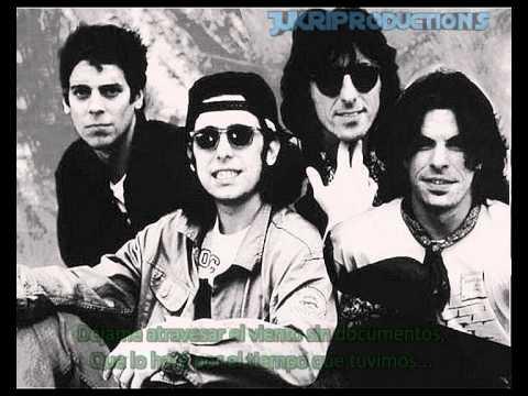 Sin Documentos - Los Rodriguez LETRA