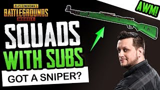 A HERO WAS BORN - Powerbang SQUADS with SUBS - PUBG Mobile