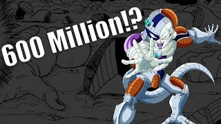 Mecha Frieza Is Stronger Than You Thought!