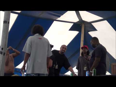 Gathering of the Juggalos 2014 - Big Hoodoo seminar (partial)