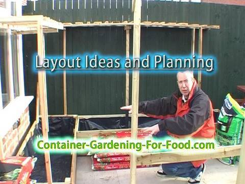 Vegetable Garden Layout Ideas and Planning For a Very Small Garden