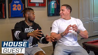 Mike Bibby's Oasis of Kicks | Houseguest With Nate Robinson | The Players' Tribune