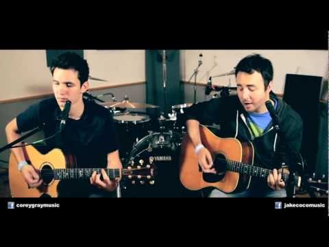 Incubus - Drive (Cover by Jake Coco & Corey Gray)