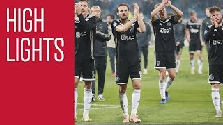 Highlights sc Heerenveen - Ajax