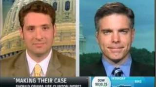Peter Slutsky on MSNBC - September 22, 2009