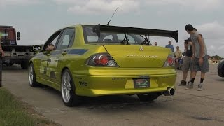 Paul Walker's Mitsubishi Lancer Evolution VII - 2 Fast 2 Furious