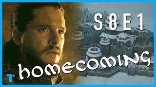 The Episodic Take | Game of Thrones Season 8 Episode 1 Meaning