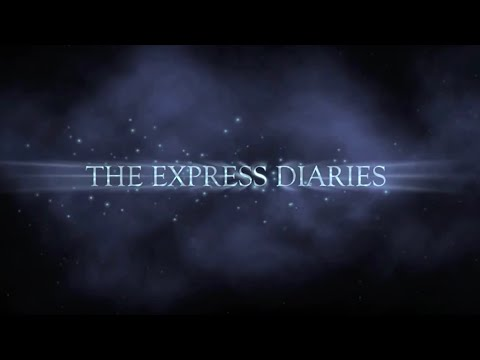 The Express Diaries advert