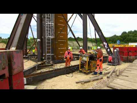 Bilfinger Marine & Offshore Systems | RWE | Vibro Piling