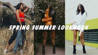 Spring Summer Lookbook 2017
