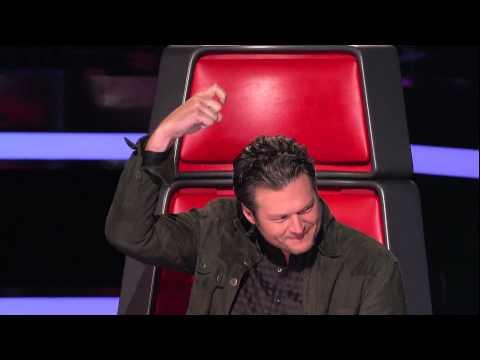 Shakira - The Voice Season 4 (HD)