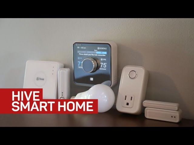 Hive's DIY home automation kit locks you into a contract