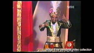 Alberto Sitta, The Great Maharaja - Mago Elite video collection
