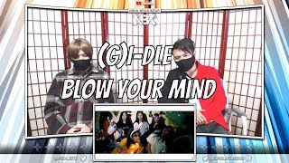 (G)I-DLE _ Blow Your Mind MV | [ NINJA BROS Reaction / Review ]