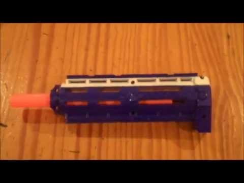 [Tutorial] Nerf Retaliator/Recon Barrel Mod