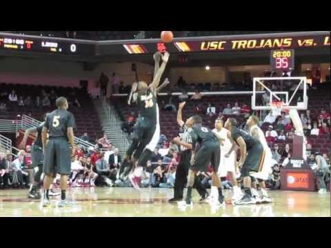 NCAA Men's Basketball: Long Beach State vs. USC