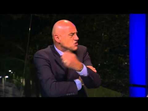 Chelís renuncia, en vivo, a Fútbol Picante