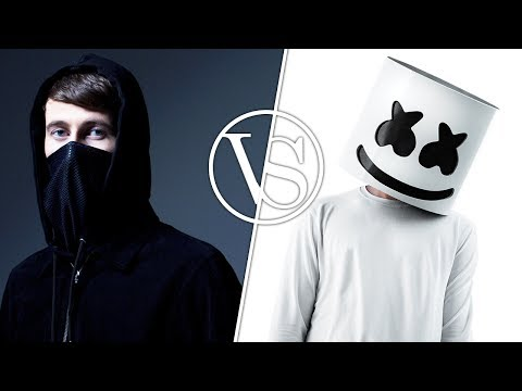 Alan Walker vs. Marshmello (EDM Battle)