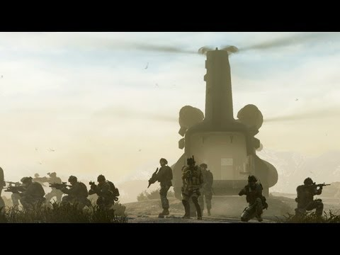 Linkin Park - The Catalyst - Medal Of Honor [HD 720] Official Video