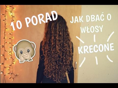 Włosy Kręcone - Jak Dbać ? | TOP 10 Porad