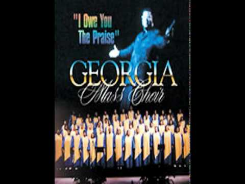 Georgia Mass Choir- On Fire