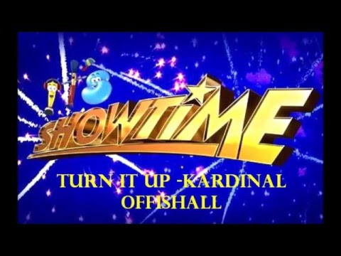 It's Showtime Songs (march And April 2013) video