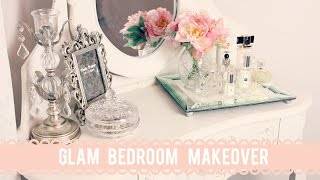 New Bedroom Makeover! | Dollybowbow #ad