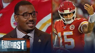 Chris Canty is confident Mahomes, Chiefs will have success without Hill | NFL | FIRST THINGS FIRST