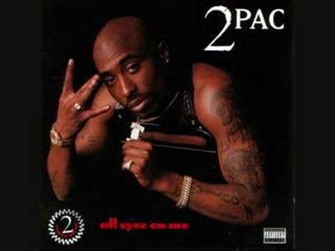 2PAC- Picture Me Rollin' (Instrumental)